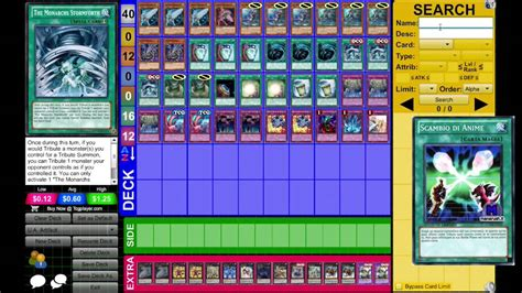 Artifact Yugioh Deck Build by Deck List U A Artifact Dueling Network Yugioh Memes