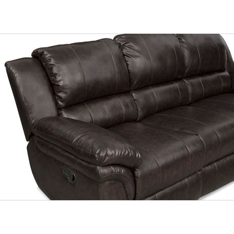 Furniture Loveseats by Aldo Manual Dual Reclining Sofa Loveseat And Recliner Set