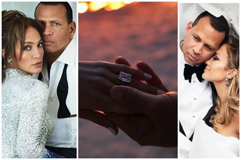 Jennifer Lopez & A-rod Engaged, All About Jlo & # 39; S