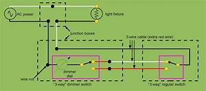 To Wire A 3 Way Light Switch Diagram