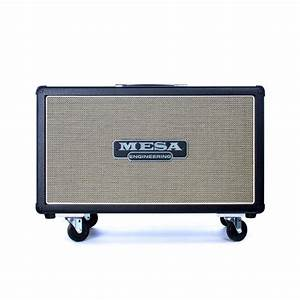 Mesa Boogie Amps 2x12 Rectifier Horizontal Guitar Speaker