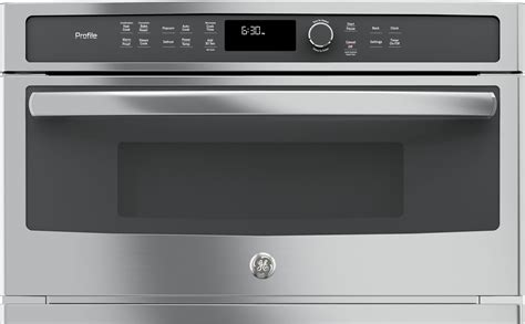 pwbslss ge profile  convection oven  microwave    combination stainless steel