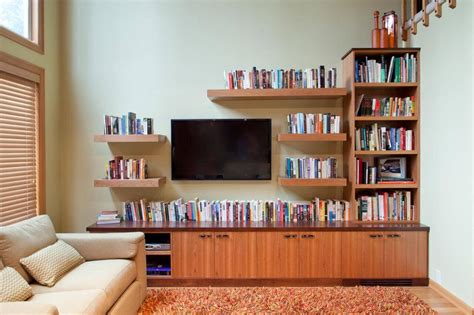 Decorating Ideas For Entertainment Center Shelves by 17 Diy Entertainment Center Ideas And Designs For Your New