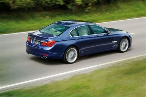 2011 Bmw Alpina B7 Us Pricing Released