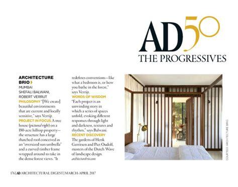 ad    influential architects  interior