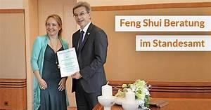 Feng Shui Deutsch : feng shui beratung im standesamt dfsi ~ Frokenaadalensverden.com Haus und Dekorationen