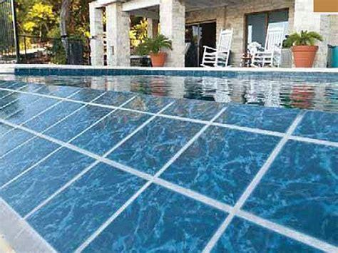 national pool tile national pool tile seven seas 6x6 pool tile