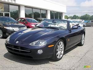 2006 Bay Blue Metallic Jaguar Xk Xk8 Victory Edition