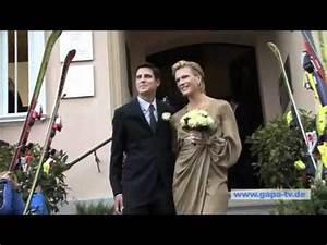 Marcus Höfl Kinder : maria riesch marcus h fl trauung gapa tv youtube ~ Frokenaadalensverden.com Haus und Dekorationen