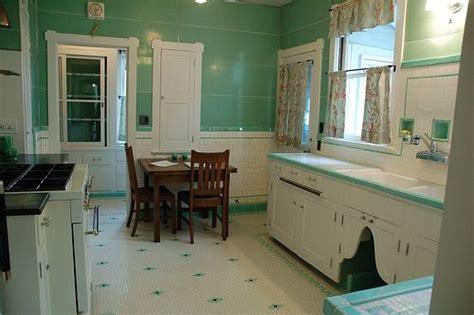 Depression-era Kitchen In Near-mint Condition. Given A
