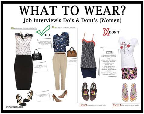 wear   interview yepme