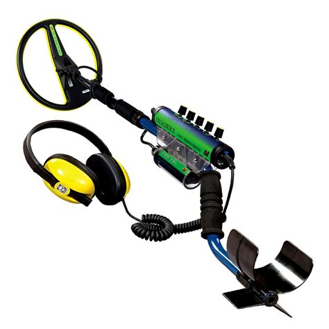 Minelab Excalibur Metal Detector With Inch Coil