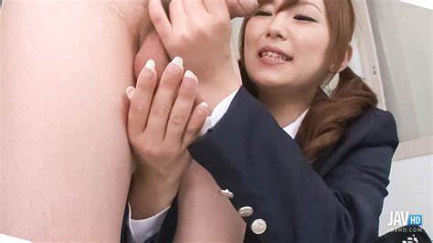Airi Minami Taking  Swallow In Mouth
