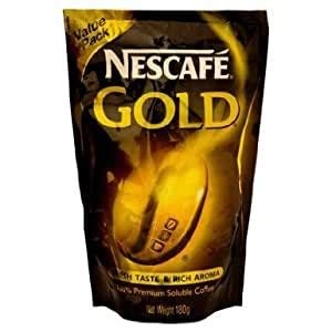Exceed all expectations when it comes to instant coffee with new nescafé gold espresso instant coffee. Amazon.com : Nescafe Gold Premium Instant Coffee Fresh Taste & Rich Aroma Instant Coffee 180 g ...