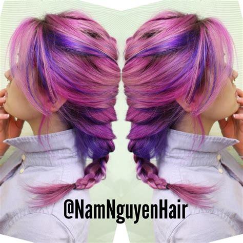 Nam Nguyen- Diy Pink Hair Color!!!!!