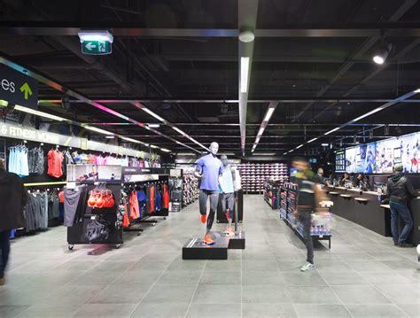 r 233 ouverture de go sport forum des halles le plus beau magasin multisport d ile de