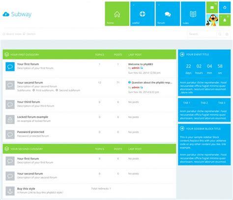 forum templates themes free premium free premium