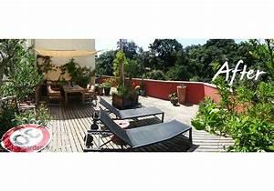 Amenagement Terrasse De Toit : sur un toit terrasse slowgarden design terrasses et ~ Premium-room.com Idées de Décoration