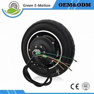 Powerful, Electric, Brushless, Gear, Hub, Motor, 10, U0026, 39, U0026, 39, 36v, 48v