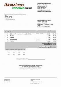 Anforderung An Eine Rechnung : startseite hotelsoftware ~ Themetempest.com Abrechnung