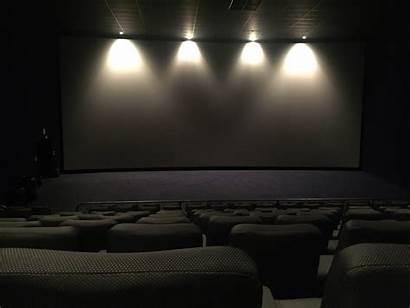 Theater Cinema Screen Theatre Inside Film Cine
