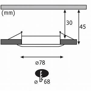Spot Led Encastrable Plafond Faible Hauteur : spot led encastrable dimmable slim coin 6 8w 230v ip44 ~ Edinachiropracticcenter.com Idées de Décoration