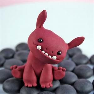 Des monstres en pate à modeler | Clay | Pinterest | Fimo ...