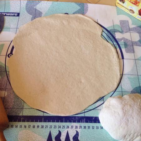 pate a pizza farine de ble p 226 te 224 pizza 224 la semoule de bl 233 cooking chef de kenwood espace recettes