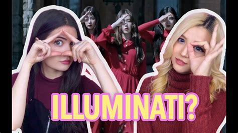 Kpop Illuminati by Velvet 레드벨벳 Peek A Boo 피카부 Mv Reaction K Pop