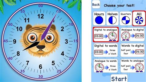 Best Telling Time Apps  Games That Teach Children To Tell The Time  Tech Advisor