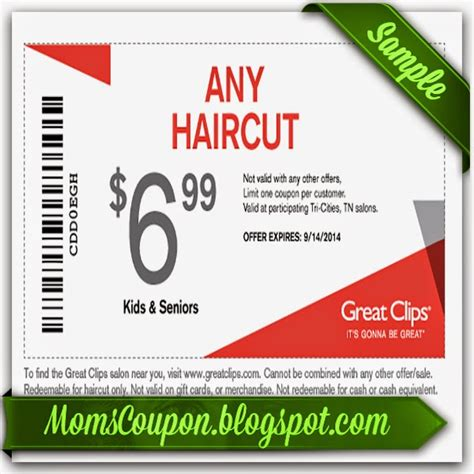printable great clips coupons  big discounts