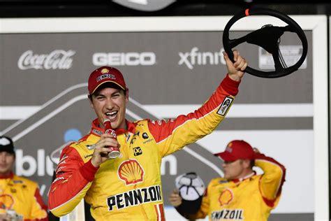Joey Logano and William Byron win Daytona 500 qualifying ...