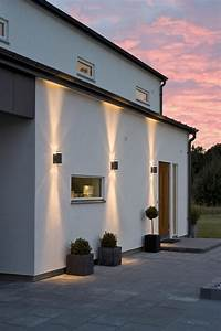 exterior lighting eclairage ext pinterest exterieur With idee amenagement terrasse exterieure 4 luminaire entree maison cgrio