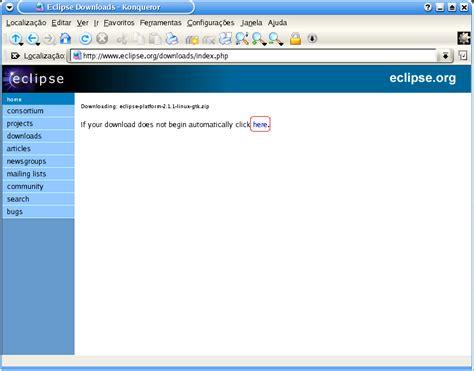 eclipse de baixar para javascript plugin