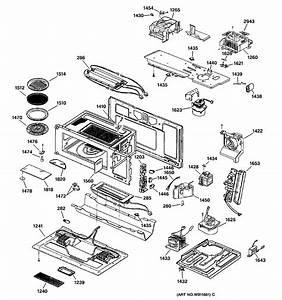 Ge Advantium Parts Diagram