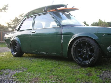 Datsun 510 Flares by 1969 Datsun 510 With Bre Flares Page 4