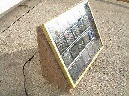 Строение и принцип работы солнечного элемента . RadioFishka