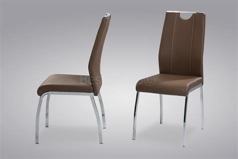 chaise pour table a manger chaise de table a manger en cuir ciabiz com