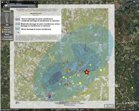 Seismic Community Responds To Virginia Earthquake In A Big