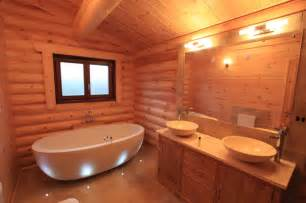 cabin bathrooms ideas log cabin bathroom