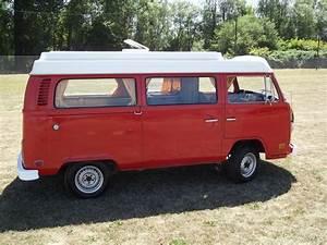 1974 Volkswagen Camper  Dorper Conversion