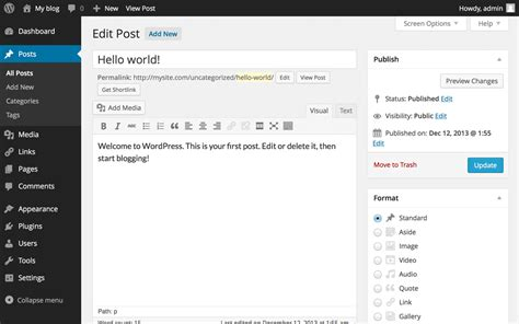 wordpress installatron