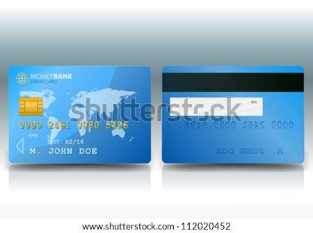 They will have to create the kid's bank account if possible. Credit Card Sample/ Illustration Of A Detailed Credit Card Sample With Both Sides With An ...