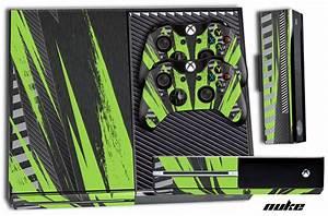 Microsoft Xbox ONE Custom 1 MOD Skin Decal Cover Sticker