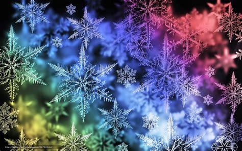 bureau couleur tlcharger fond d 39 ecran flocons de neige gamme couleur