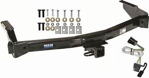 Trailer Hitch W   Wiring Kit For 1999