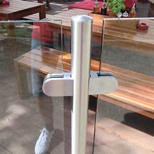 beschlage komponenten aus edelstahl fur den glasbau etg With französischer balkon mit mobiles internet im garten