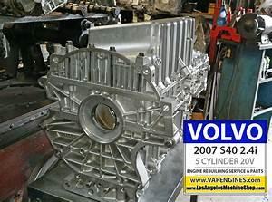 07 Volvo S40 2 4i Engine Rebuild