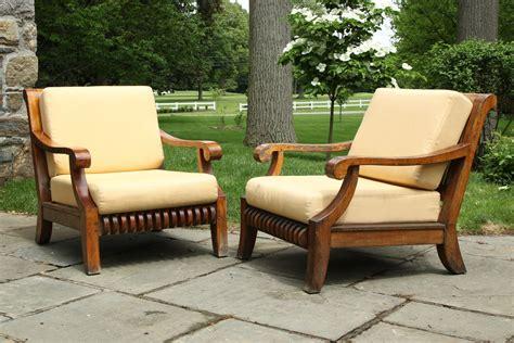 teak smith  hawken outdoor furniture madison art