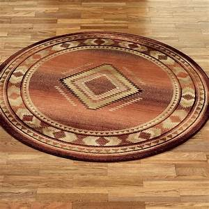 Rio rancho round area rugs for Round area rug